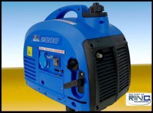Stromerzeuger mit 1500 Watt