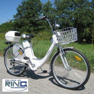 Elektrofahrrad / E-Bike mit 26 Zoll