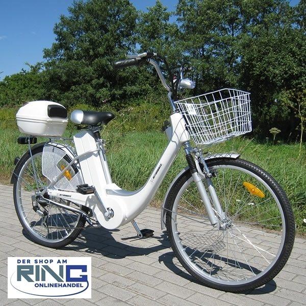Elektrofahrrad / E-Bike Pedelec mit 26 Zoll