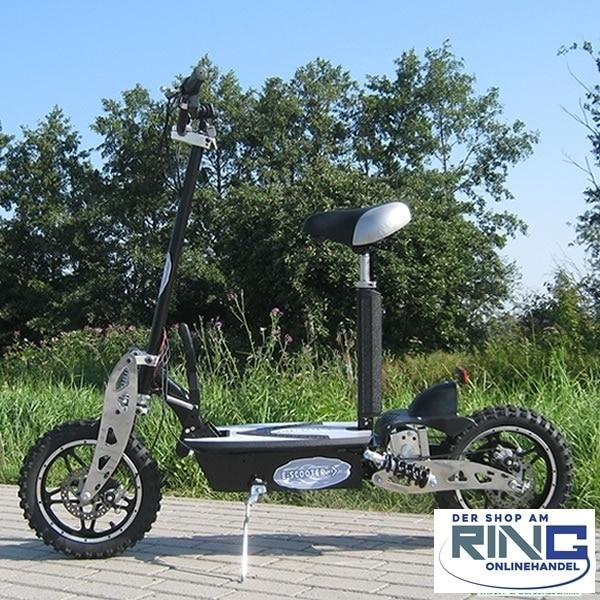 e scooter vision 1000w elektro scooter klappbar roller. Black Bedroom Furniture Sets. Home Design Ideas