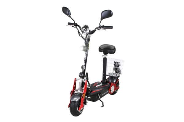 E-Scooter 40 km/h mit Straßenzulassung