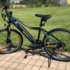 E-Bike mit Lithiumbatterie