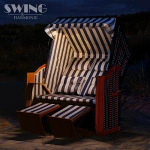 Luxus Strandkorb als XXL Sonneninsel